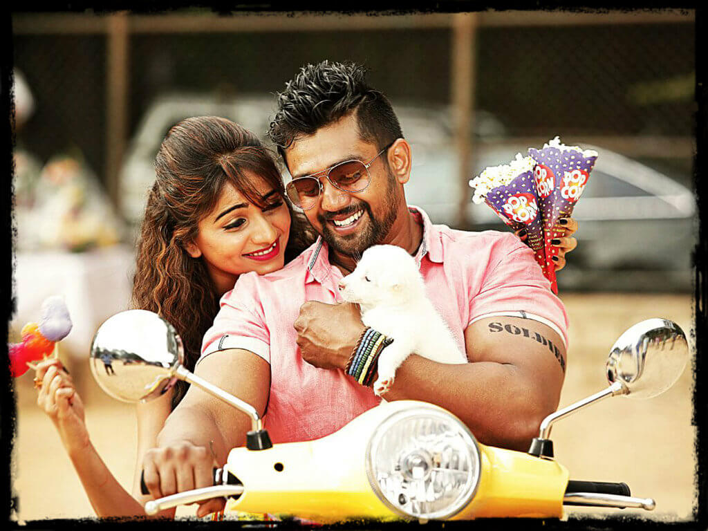ಭರ್ಜರಿ - Bharjari Lyrics Kannada